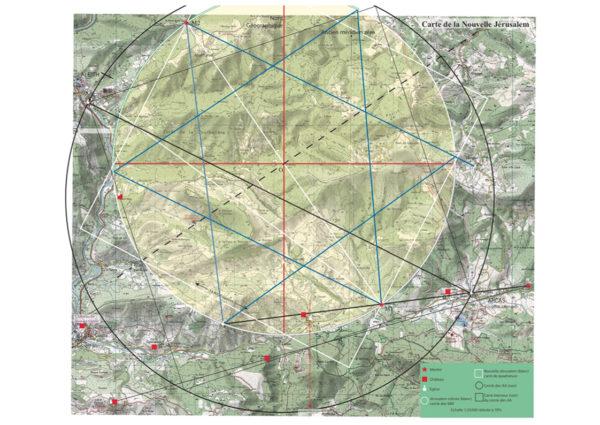 Carte Nouvelle Jérusalem 1