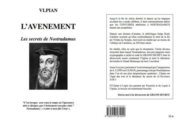 Les Secrets de Nostradamus 1